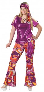 Plus Size Disco Costumes