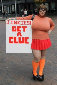 Plus Size Velma Costume