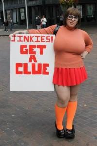 Plus Size Velma Costume