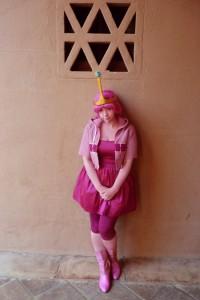 Princess Bubblegum Costume for Women