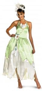 Princess Tiana Adult Costume