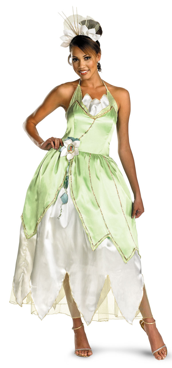 Princess tiana costumes costumes fc princess tiana adult costume thecheapjerseys Images