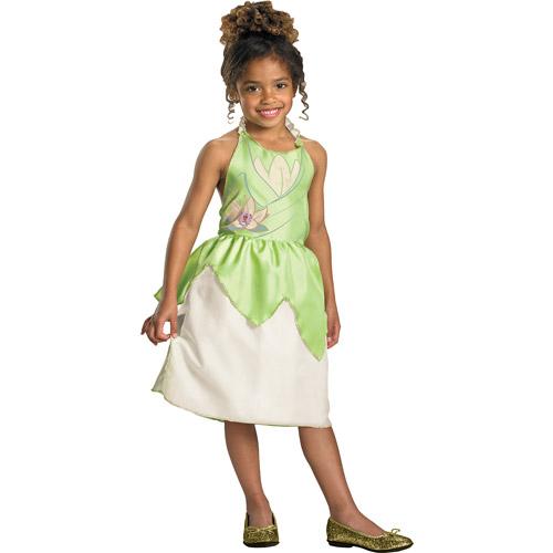 Princess Tiana Outfit: Princess Tiana Costumes