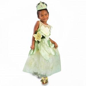 Princess Tiana Toddler Costume