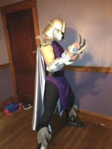 Shredder Costume