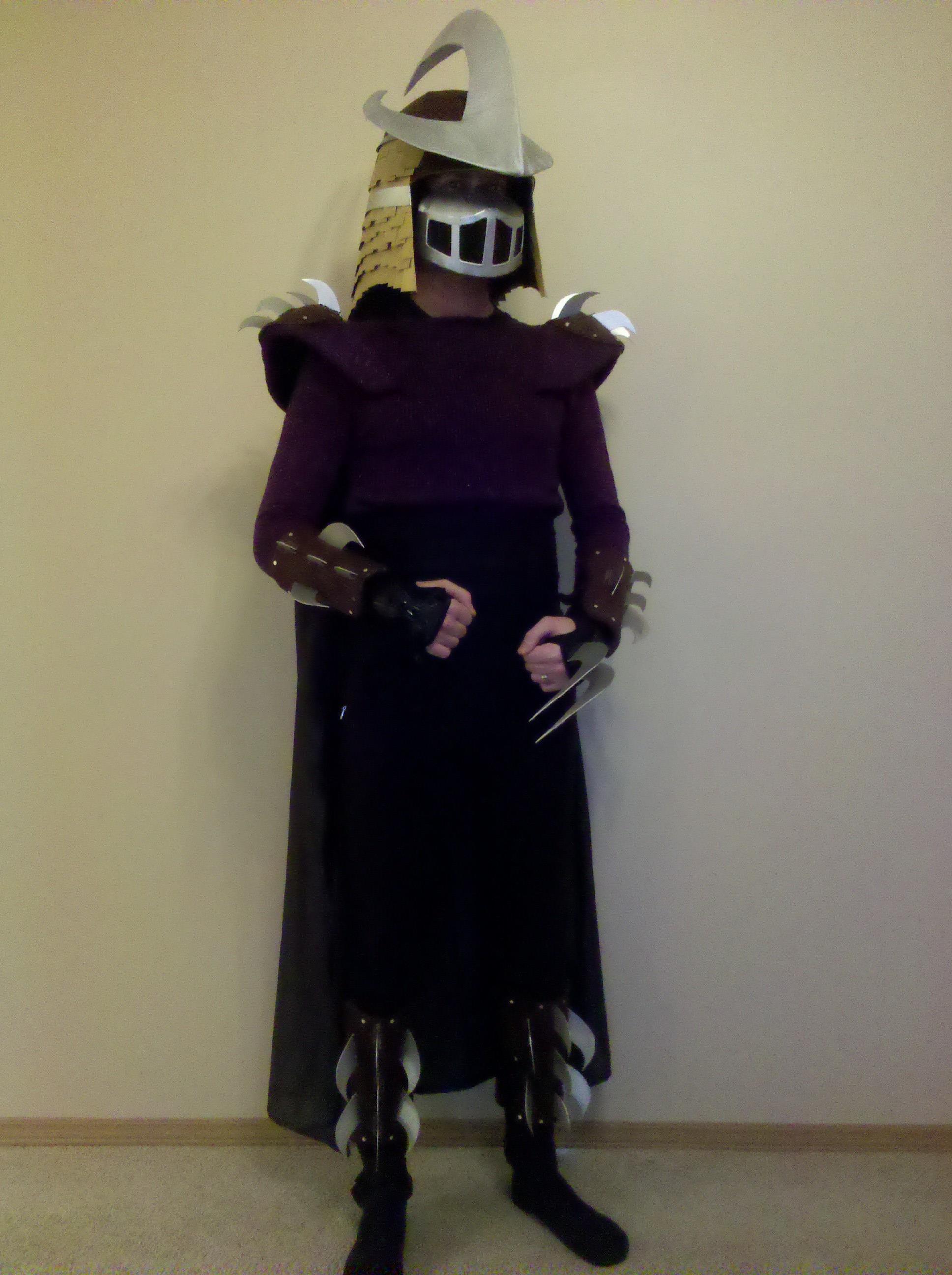 Shredder Costumes Costumesfc Com