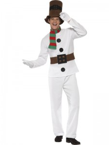 Snowman Costume Pattern