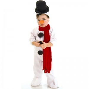 Snowman Costume Toddler
