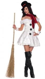 Snowman Costume Women