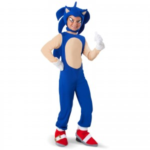 Sonic the Hedgehog Costume Kids