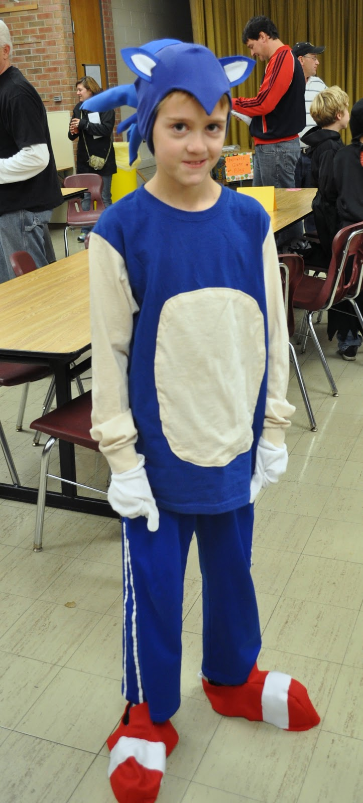Sonic the Hedgehog Costumes for Kids  sc 1 st  Costumes FC & Sonic the Hedgehog Costumes | Costumes FC