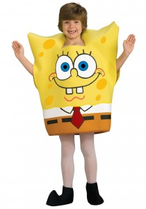 Spongebob Costumes for Kids