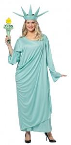 Statue Liberty Costume