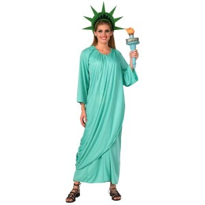 Statue Liberty Costume for Women