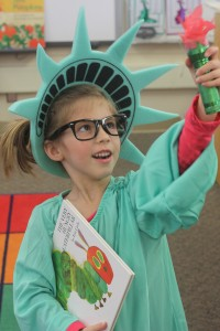Statue of Liberty Kids Costume