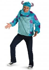 Sulley Costume