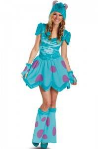 Sulley Costume for Women