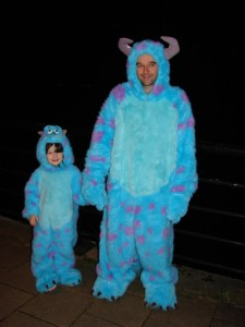 Sulley Costumes