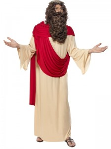 The Jesus Costume