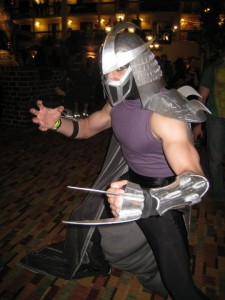 The Shredder Costume