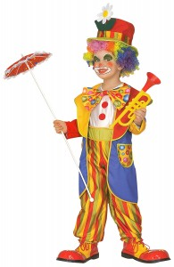 Toddler Clown Costume