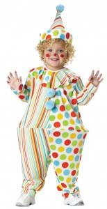 Toddler Clown Costumes