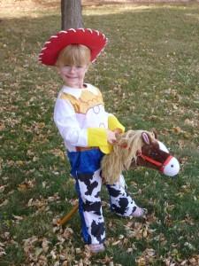 Toddler Jessie Costume