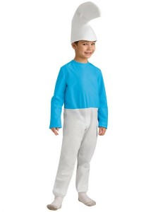 Toddler Smurf Costume