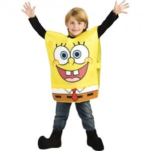 Toddler Spongebob Costume