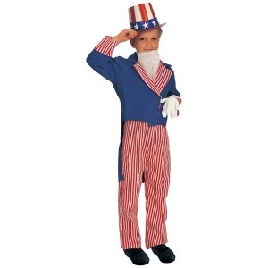 Toddler Uncle Sam Costume