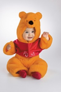 Toddler Winnie the Pooh Costume