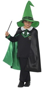 Toddler Wizard Costume
