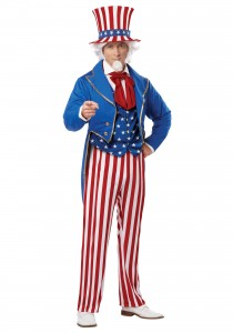 Uncle Sam Costume