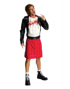 WWE Costume