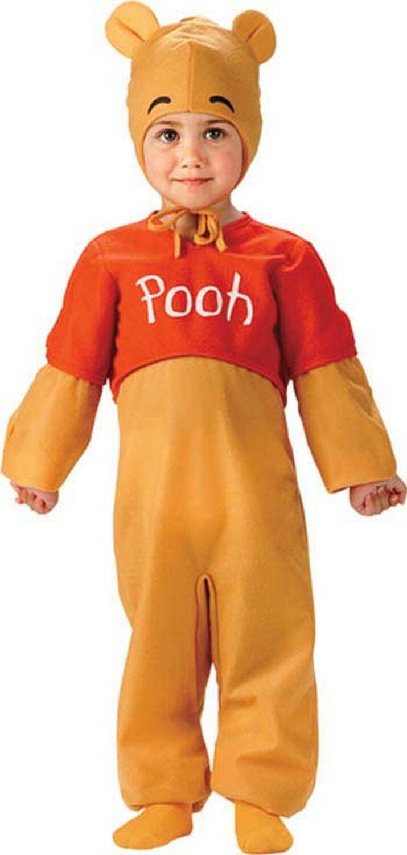 Как сделать костюм Винни Пуха своими руками для ребенка 100