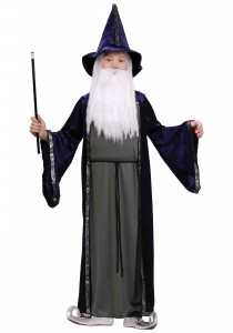 Wizard Costume Kids