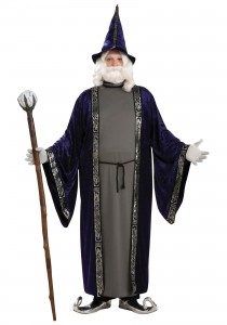 Wizard Costume Pattern