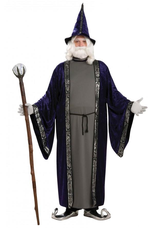 Wizard Costume Pattern