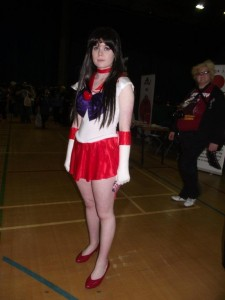 Women Sailor Mars Costume
