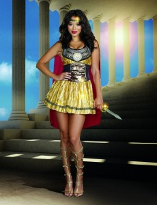 Womens Gladiator Costume