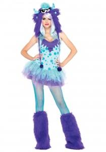 Womens Monster Costume