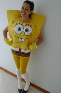 Womens Spongebob Costume
