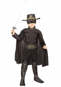 Zorro Costume for Kids