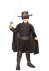 Zorro Costume for Kids