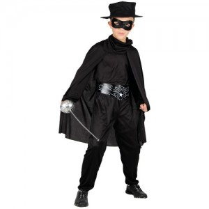 Zorro Kids Costume