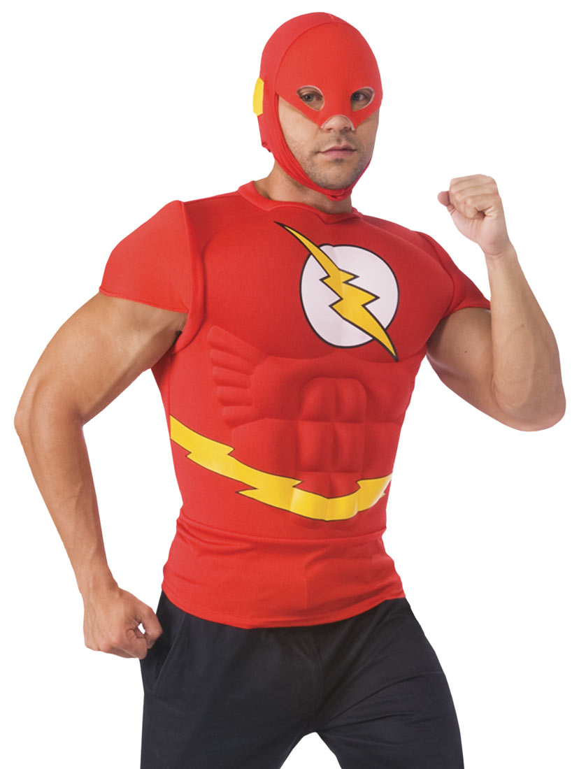 Adult Flash Costume  sc 1 st  Costumes FC & Flash Costume | Costumes FC