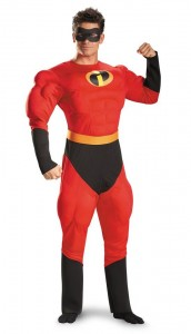 Adult Incredibles Costume