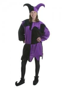 Adult Jester Costume