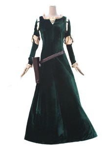 Adult Princess Merida Costume