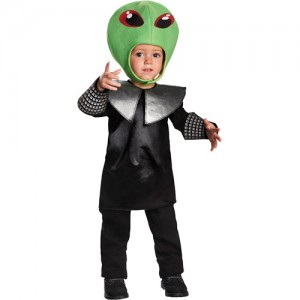 Alien Costumes for Kids